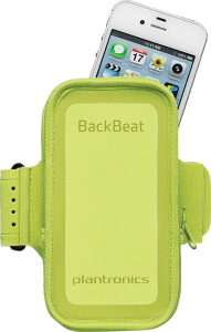 Plantronics BackBeatFit Green Phone Case