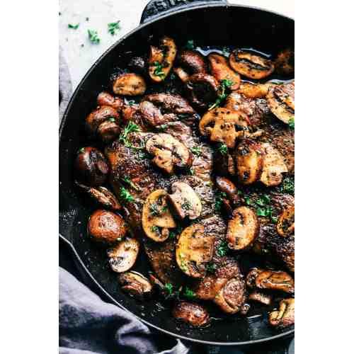 Medium Crop Of How To Grill Mushrooms