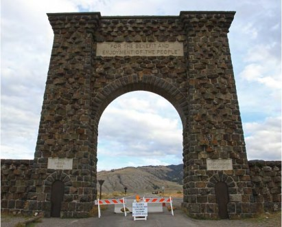 2013 government shutdown was hard on communities near national parks