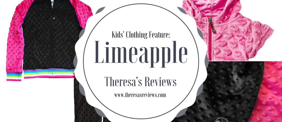 Kids' Clothing Feature: Limeapple - Theresa's Reviews - www.theresasreviews.com