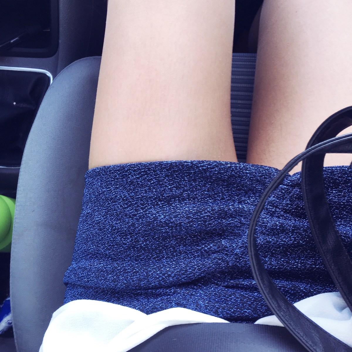 Le cas de la mini-jupe à 35 ans.