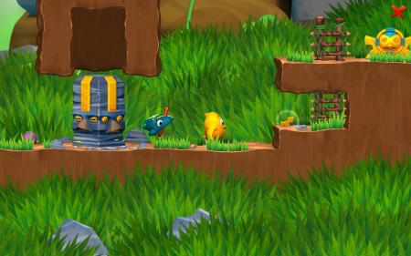 Toki Tori 2 PC Wii U Steam Two Tribes Puzzle Platformer
