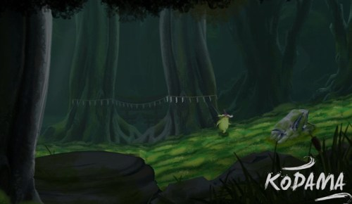 Kodama gameplay screenshot