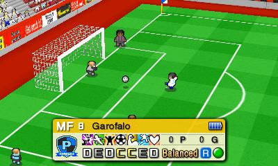 NPFC Shot on goal