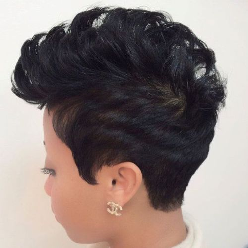 Stupendous 60 Great Short Hairstyles For Black Women Hairstyle Inspiration Daily Dogsangcom