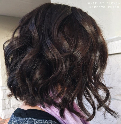 Excellent 50 Most Delightful Short Wavy Hairstyles Hairstyle Inspiration Daily Dogsangcom