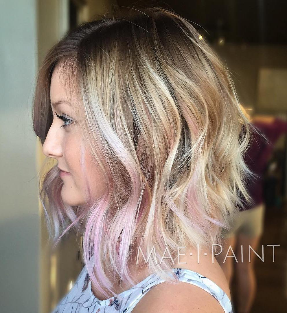 Watch 20 Stylish Pink Ombre Hairstyles video