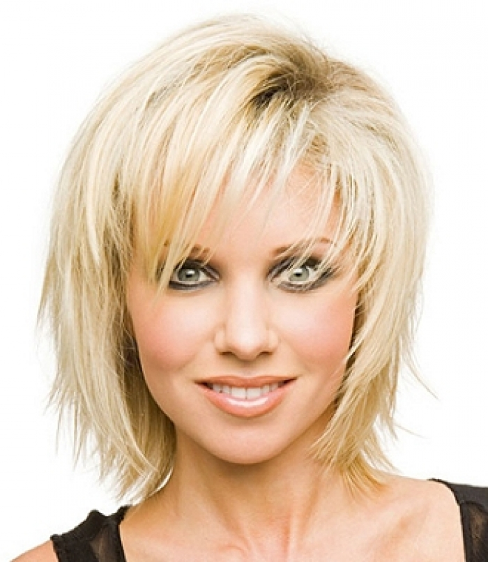 pics 50 Best Variations of a Medium Shag Haircut for Your Distinctive Style