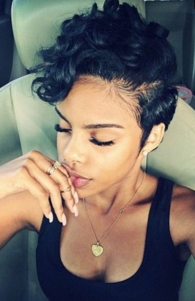 Short Black Hairstyles – The Right Hairstyles for You