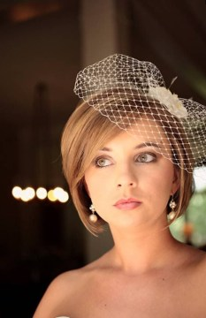 """50 best short wedding hairstyles that make you say """"wow"""""""