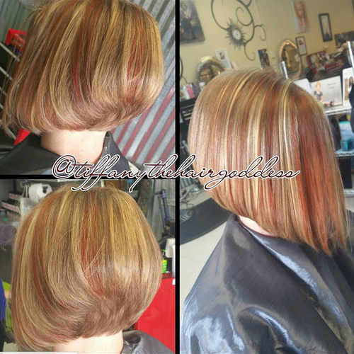 Hairstyle pic 35 ideas for light brown hair with highlights and light brown hair with red highlights pmusecretfo Choice Image