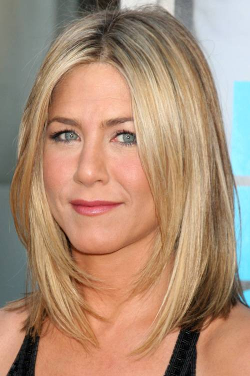 Hairstyle pic 70 savory looks with caramel highlights youll love jennifer anniston caramel highlights solutioingenieria Choice Image
