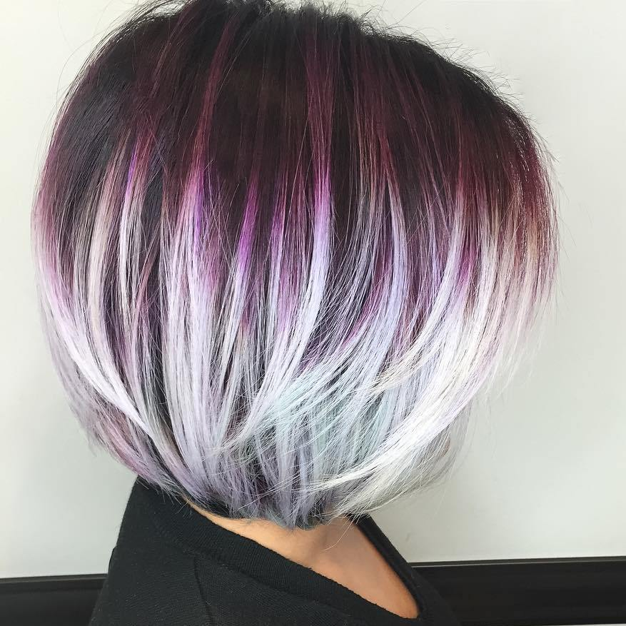 Remarkable 40 Layered Bob Styles Modern Haircuts With Layers For Any Occasion Hairstyle Inspiration Daily Dogsangcom