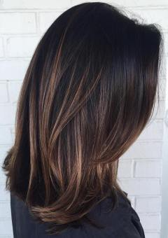 8-brown-balayage-for-black-hair
