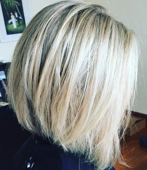 20 Long Choppy Bob Hairstyles for Brunettes and Blondes 20 Long Choppy Bob Hairstyles for Brunettes and Blondes new picture