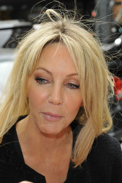 Heather Locklear hairstyle for women over 50