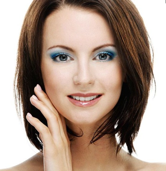 Hairstyle For Square Face : hairstyles for square faces hairstyles for square faces beautiful ...