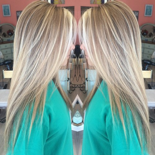 Layers For Straight Hair