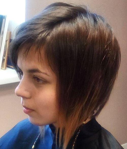 bob haircut for thin hair