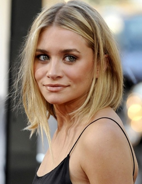 Best Hairstyle For Medium Length Thin Hair : Darn cool medium length hairstyles for thin hair