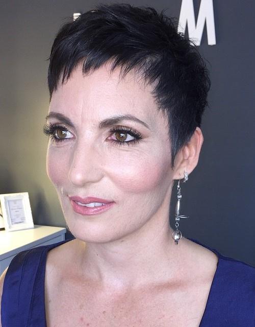 classic pixie haircut for women