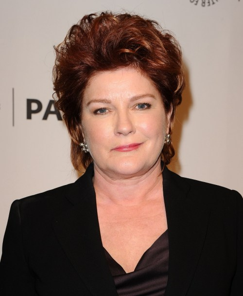 Kate Mulgrew short hairstyle