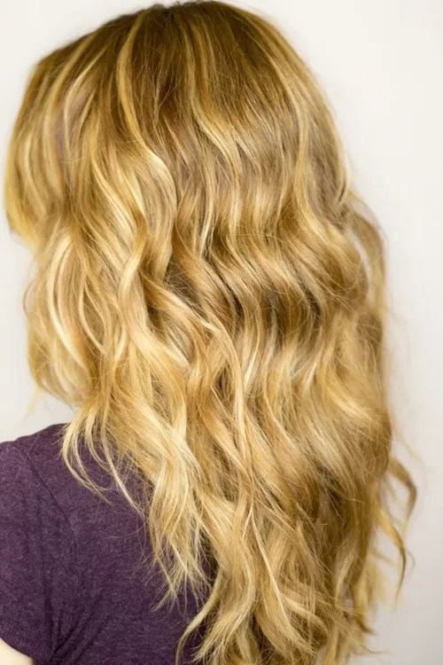 how to get wavy hair