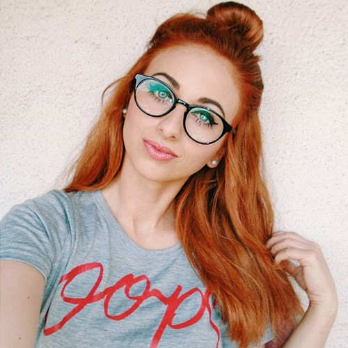 Makes hott!!! hair highlights redhead girl