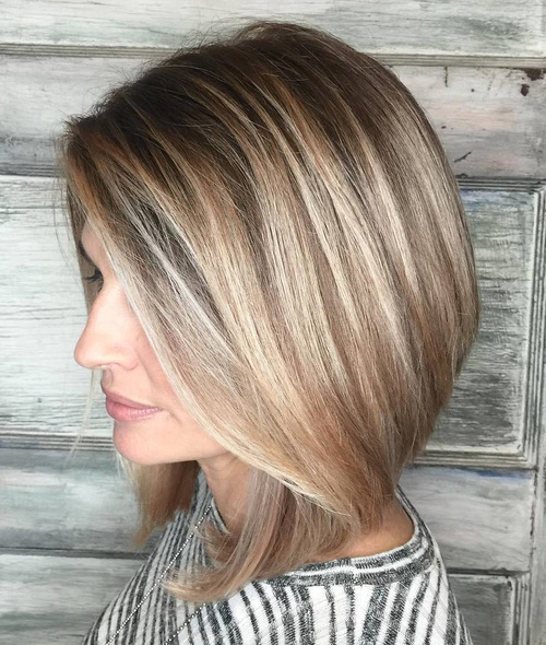 40 blonde hair color ideas with balayage highlights. Black Bedroom Furniture Sets. Home Design Ideas