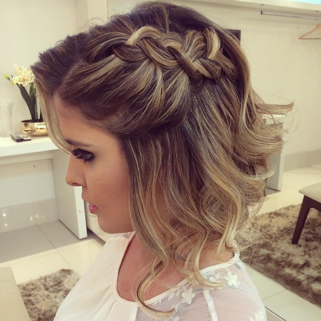 Watch 20 Pretty Braided Updo Hairstyles video