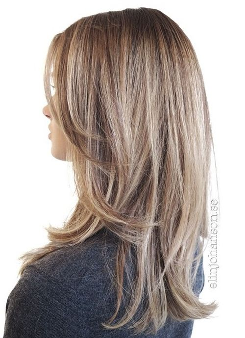 Medium Brown Hair With Blonde Highlights Pictures Trendy