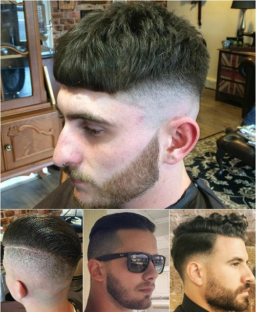 undercut haircut for men