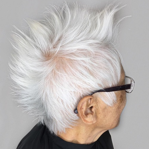 mohawk for older women
