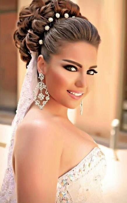 Fantastic 11 Hairstyles For Brides