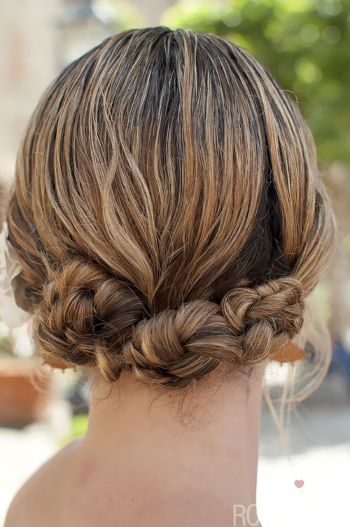 Pleasant Quick Updos 19 Ways To Style Your Hair Fast And Pretty Hairstyle Inspiration Daily Dogsangcom