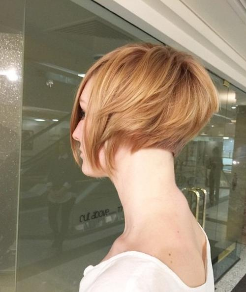 Pleasant 20 Beautiful And Classy Graduated Bob Haircuts Hairstyle Inspiration Daily Dogsangcom