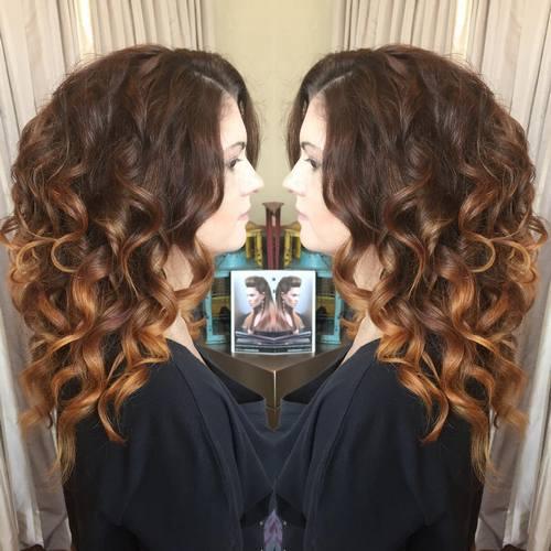 45 Balayage Hair Color Ideas Perfect Balayage On Dark