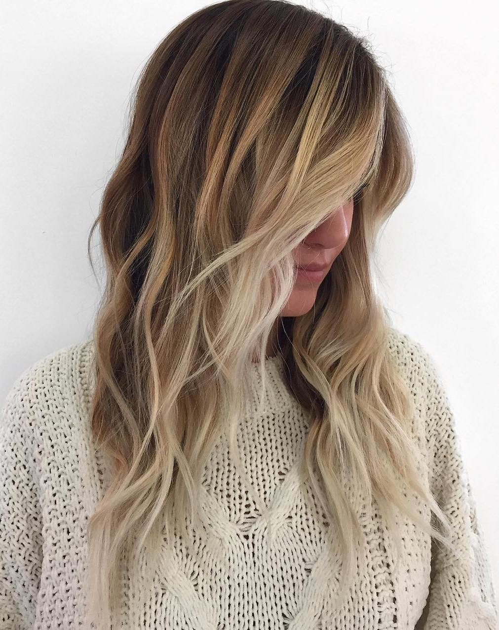 20 Honey Balayage Pictures That Really Inspire You to Try Highlights