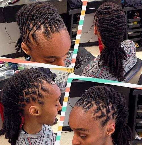 hottest men dreadlocks styles