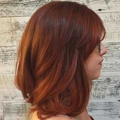 60 Auburn Hair Colors to Emphasize Your Individuality 60 Auburn Hair Colors to Emphasize Your Individuality new images