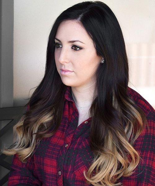 Brown Weave Hairstyles