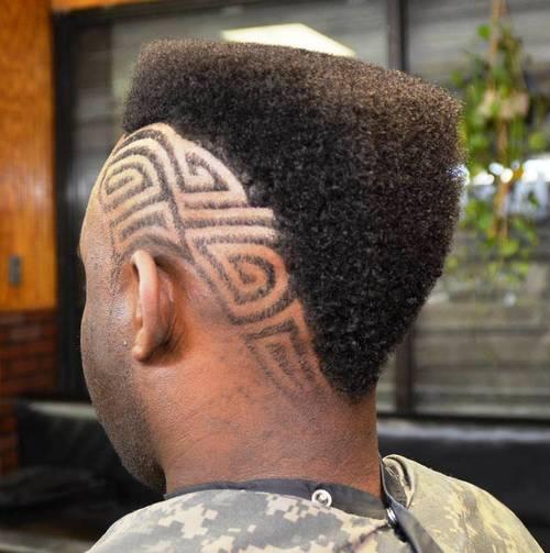 FLAT TOP HAIRCUT FOR MEN IN HANOI BARBER SHOP KORIGAMI