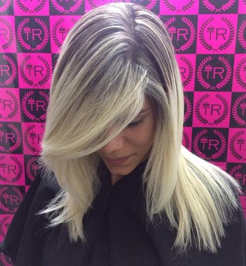 10 Trendy Two Tone Hair Styles Crazyforus