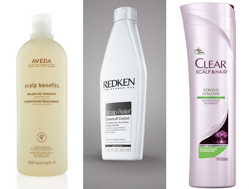 Photo Credit: Aveda, Redken, Clear