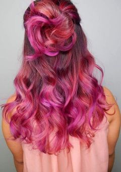 15-red-and-magenta-balayage-hair