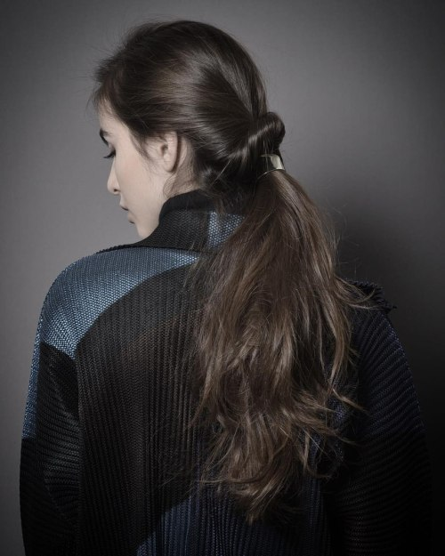 Topsy Tail For Long Hair