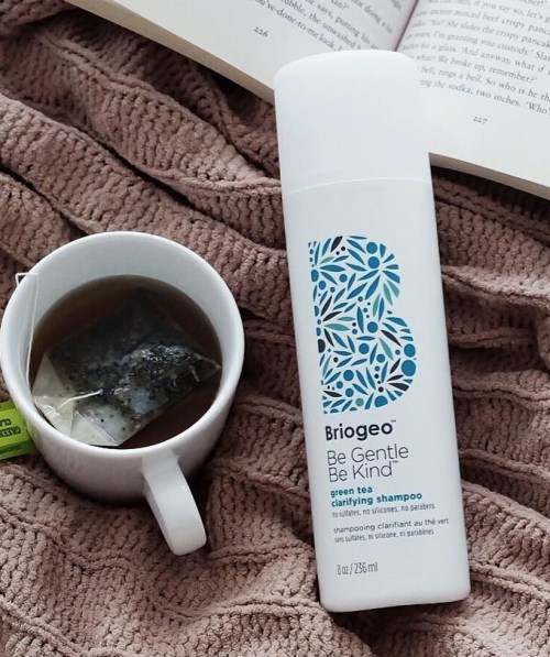 briogeo green tea shampoo