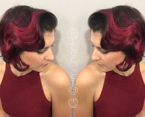 Finger Wave Hair Styles: Finger Waves You Will Want To Copy: 13 Flawless Styles