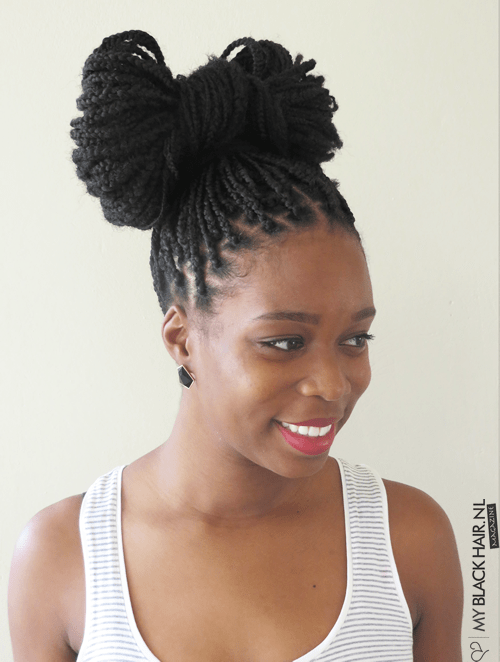 different natural hairstyles : different styles for box braids