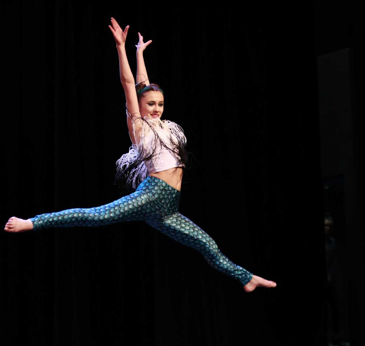 Dancers balance academic and artistic responsibilities